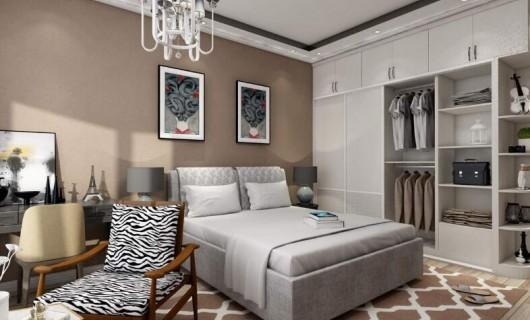 卧室杂物堆成山 一定是衣柜设计不过关